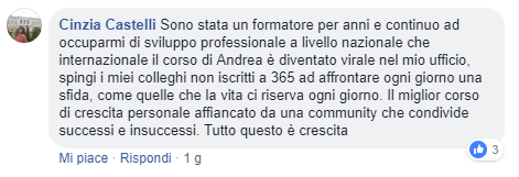 #365 testimonianza Cinzia Castelli