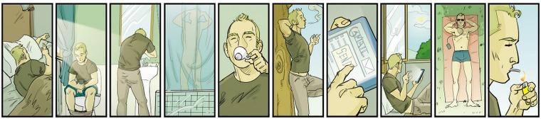 """Il fumetto """"Reality Trap"""""""