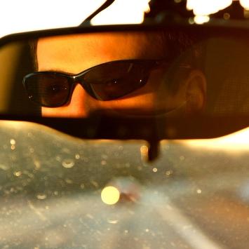 L'uomo allo specchio