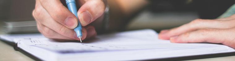 corso di inglese gratis scrivi