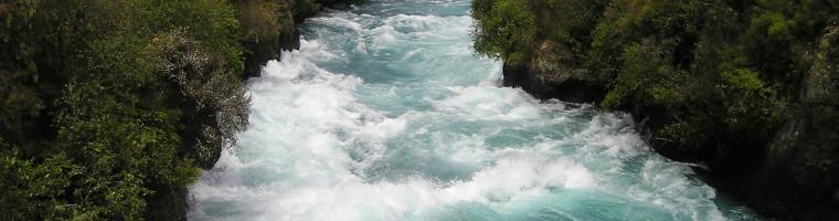 frasi sull'autostima - fiume