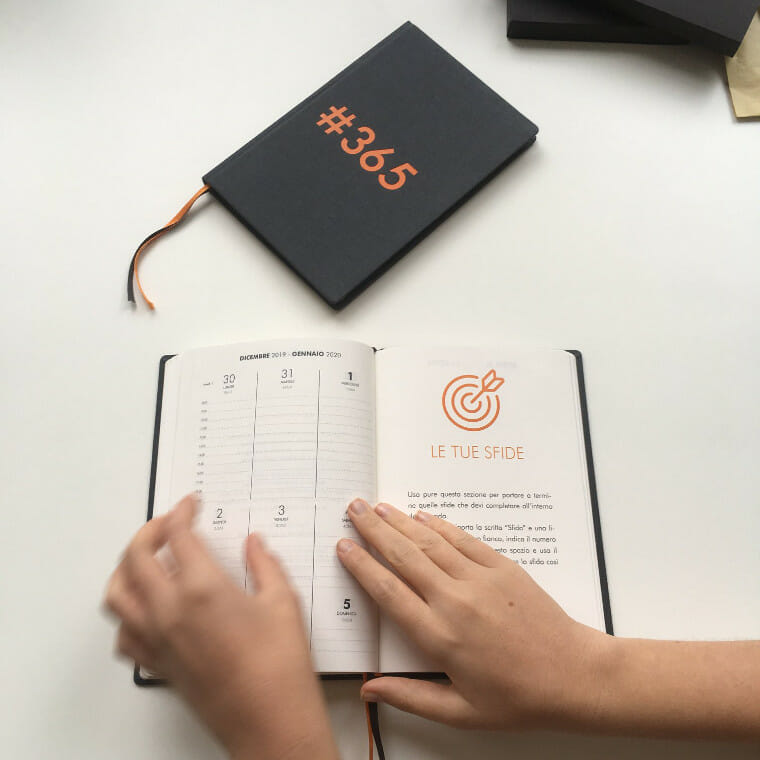 Agenda #365 - Un anno epico