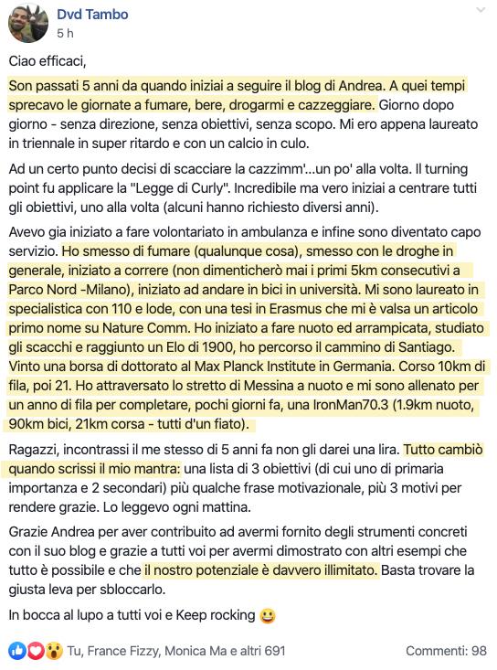 Storia Davide Tamborini