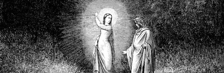Dante e Beatrice