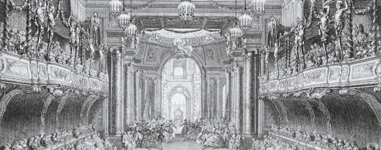teatro del diciassettesimo secolo
