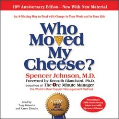 Chi ha spostato il mio formaggio?