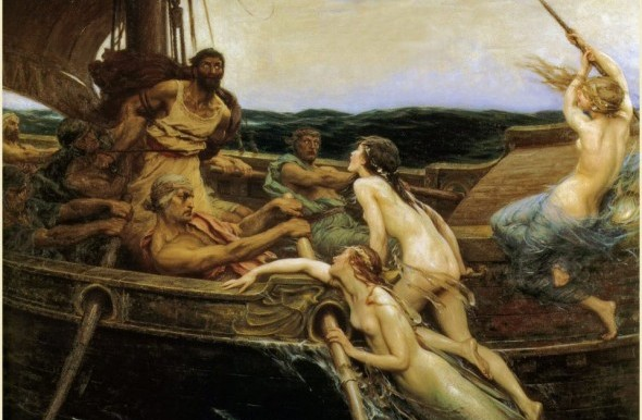 Ulisse ed il richiamo delle sirene